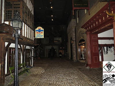 211 Castle museum - Kirkgate, Immaginari ambienti ottocenteschi inglesi (1)