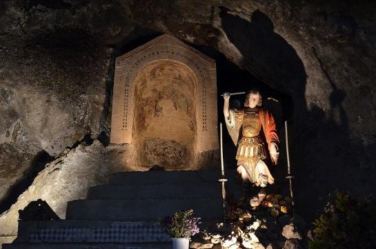 grotta di S. Michele2 - Monticchio