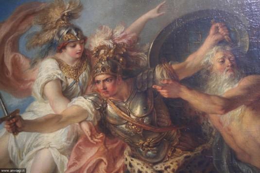 I sette vizi capitali l ira il circolo storici scrittori lettori - Parafrasi di cantami o diva del pelide achille ...